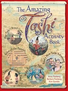 Tashi activity book