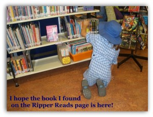 Ripper Reads