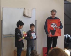 Mr Badger books