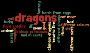 Dragon wordle
